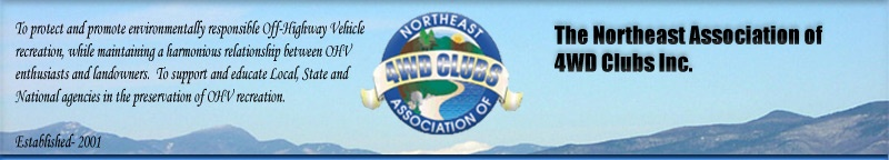 Northeast Association of 4 Wheel Drive Clubs